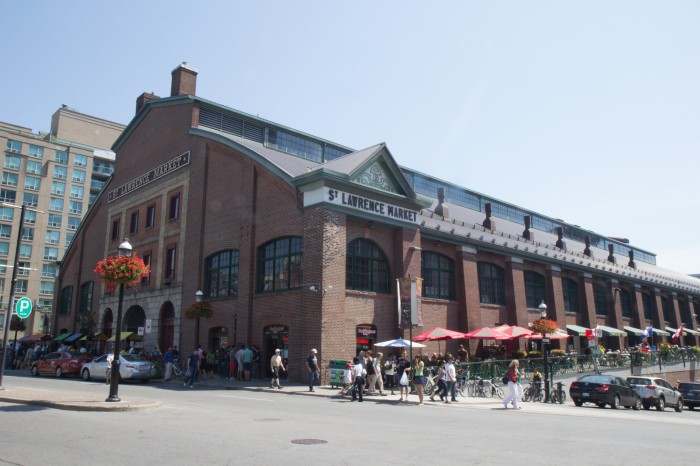 St. Lawrence Market in Toronto is a great place to visit
