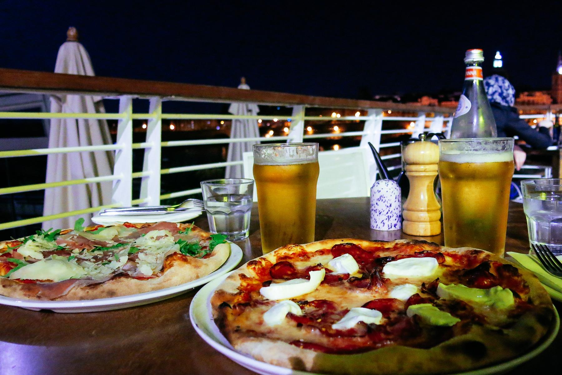 the tastiest restaurants in malta | whattawowworld - La Cucina Del Sole