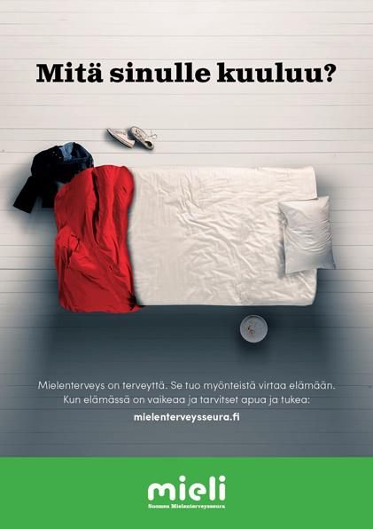 Jos huomaa katsoa tarkemmin sänkyjen peittoja, niissä näkyvät akkujen varaustasot.