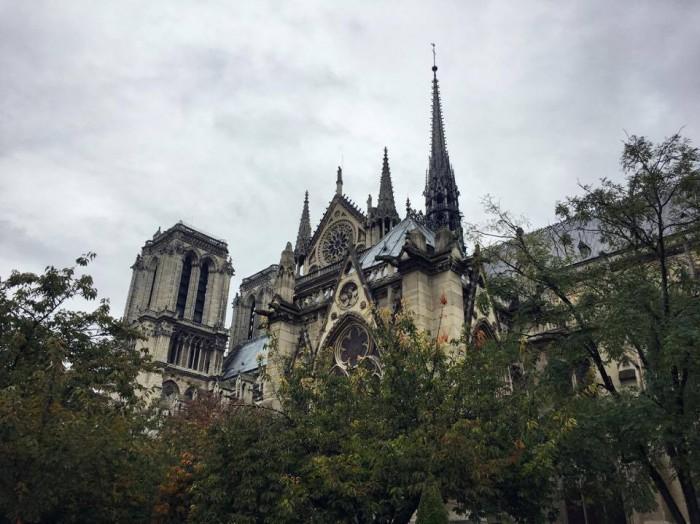 Notre Dame on makee sivusta